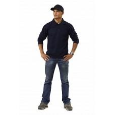 Рубашка Поло длинный рукав